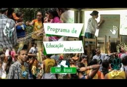 Programa de Educação Ambiental – ONF Brasil