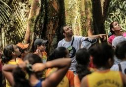 Programa de Educação Ambiental ONF Brasil 2014
