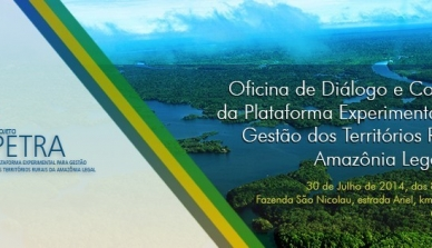 Evento reunirá organizações públicas e privadas em Cotriguaçu para discutir mecanismos de apoio ao desenvolvimento territorial