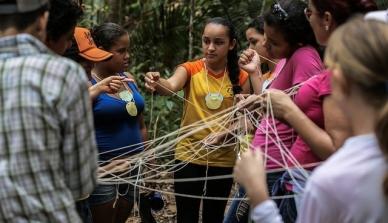 Fazenda São Nicolau recebe estudantes e agricultores de Cotriguaçu e região para Programa de Educação Ambiental da ONF Brasil