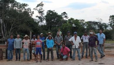 Oficina da ONF Brasil estimula os cafeicultores do Noroeste de Mato Grosso a adotarem práticas agroecológicas