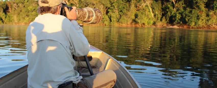 Especialista em ecoturismo acredita no potencial da Fazenda São Nicolau para atrair visitantes e proteger a vida selvagem