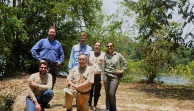 """Grupo de pesquisadores estuda hábitos de formigas """"agricultoras"""" na Fazenda São Nicolau"""