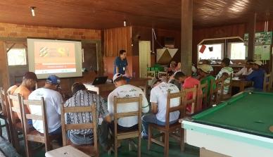 Equipe da Fazenda São Nicolau recebe curso de primeiros socorros e Programa de Gestão de Segurança e Meio Ambiente