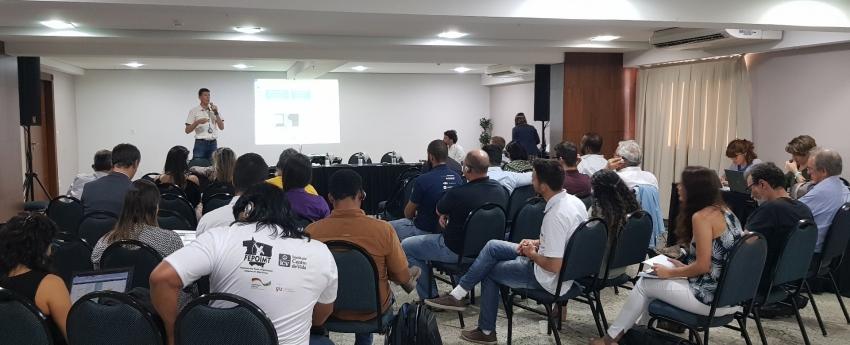 Durante a reunião de encerramento do PETRA, o comitê gestor afirmou o desejo e a importância de continuar o projeto