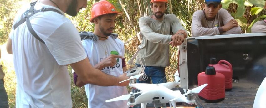 Oficina de Mapeamento Participativo dos Castanhais demarca 40 novas árvores