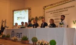 Durante o VII Simpósio da Amazônia Meridional em Ciências Ambientais, a Fazenda São Nicolau foi reconhecida como um oásis de biodiversidade e transferência de tecnologia para a sustentabilidade