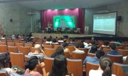 Engenheiro Saulo Thomas do Programa de Integração Local da ONF Brasil participa do XI Congresso Brasileiro de SAF