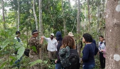 Dois dias na Fazenda São Nicolau podem valer por um semestre letivo