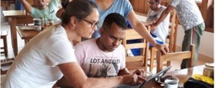 Imersão de universitários da UNEMAT e UFMT na Fazenda São Nicolau
