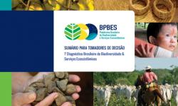 ONF Brasil participa do lançamento do Sumário para Tomadores de Decisão da Plataforma Brasileira de Biodiversidade e Serviços Ecossistêmicos