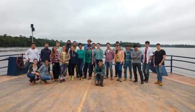 A Fazenda São Nicolau oferece um ambiente de pesquisa diverso e atrativo para equipes de estudiosos