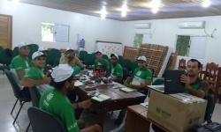 Curso de operação de motosserra e roçadeira ofertado com o apoio da ONF Brasil amplia a atuação de agricultores e a eficiência das ferramentas
