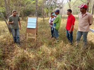 Oficina da ONF Brasil estimula os cafeicultores do Noroeste de Mato Grosso a adotarem práticas agroecológicas 11