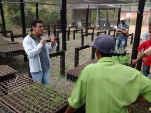Oficina da ONF Brasil estimula os cafeicultores do Noroeste de Mato Grosso a adotarem práticas agroecológicas 14