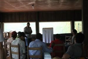 Oficina da ONF Brasil estimula os cafeicultores do Noroeste de Mato Grosso a adotarem práticas agroecológicas 5