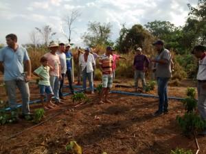 Oficina da ONF Brasil estimula os cafeicultores do Noroeste de Mato Grosso a adotarem práticas agroecológicas 9