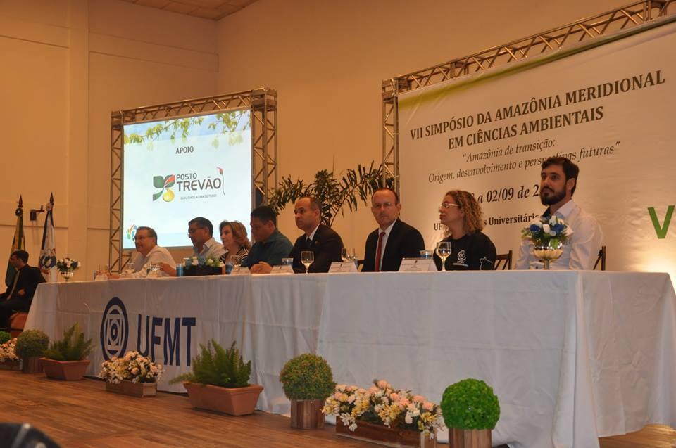 O simpósio reuniu 13 palestras, 14 minicursos e 298 trabalhos científicos (Foto: SIMANCA)