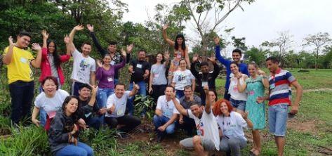 Castanheira plantada na São Nicolau recebeu o nome de Franciscana (Foto: Estelle Dugachard/ONF Brasil)